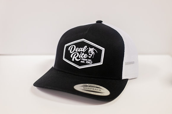 Deal-Rite Feeds Hat (Mesh Back)