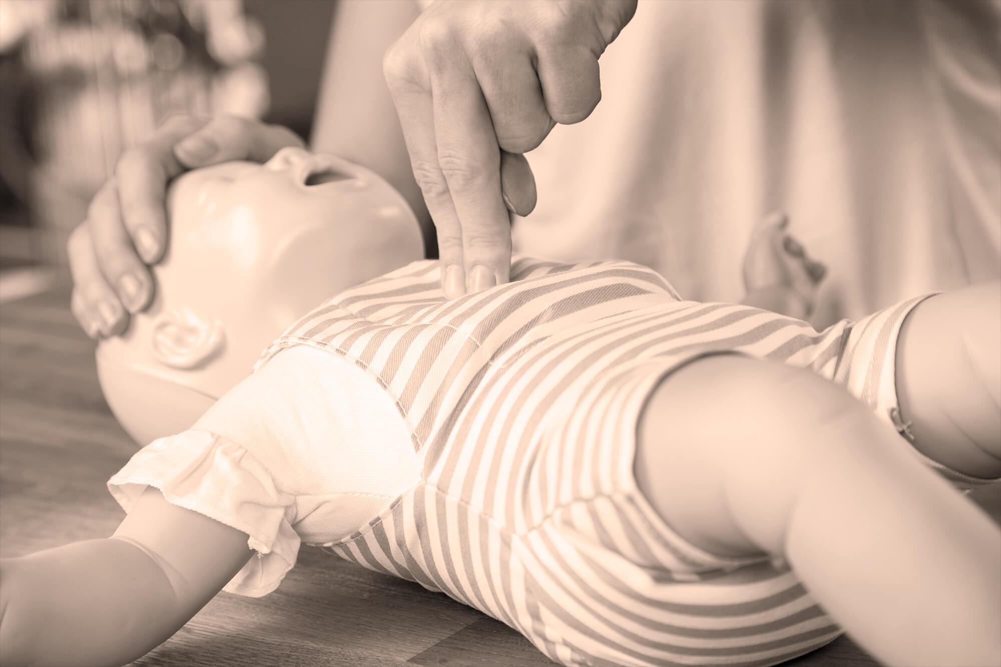 PEDIATRIC First Aid/CPR