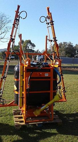 Pulverizador Versátil 400 lt