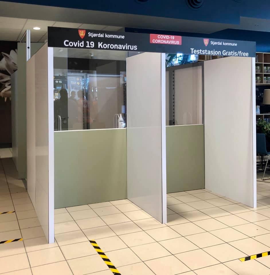 Teststasjon Værnes lufthavn
