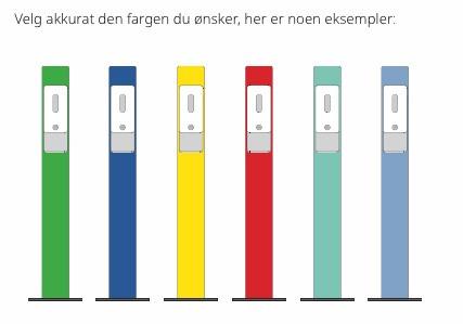 Farger Stasjon 4