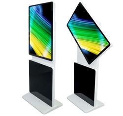 Digital signage vfridbare skjermer