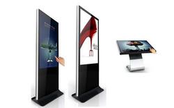 Totem for digital signage