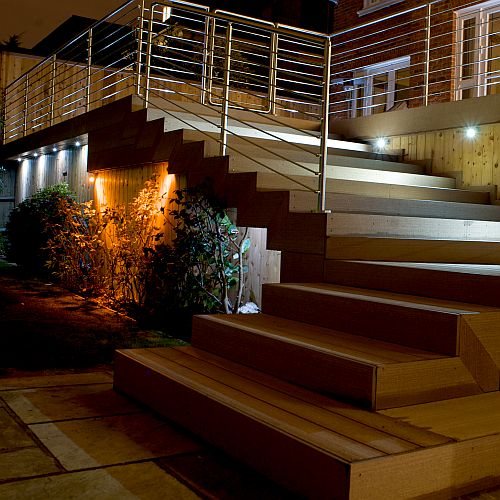 Barnet Residence - Stairs