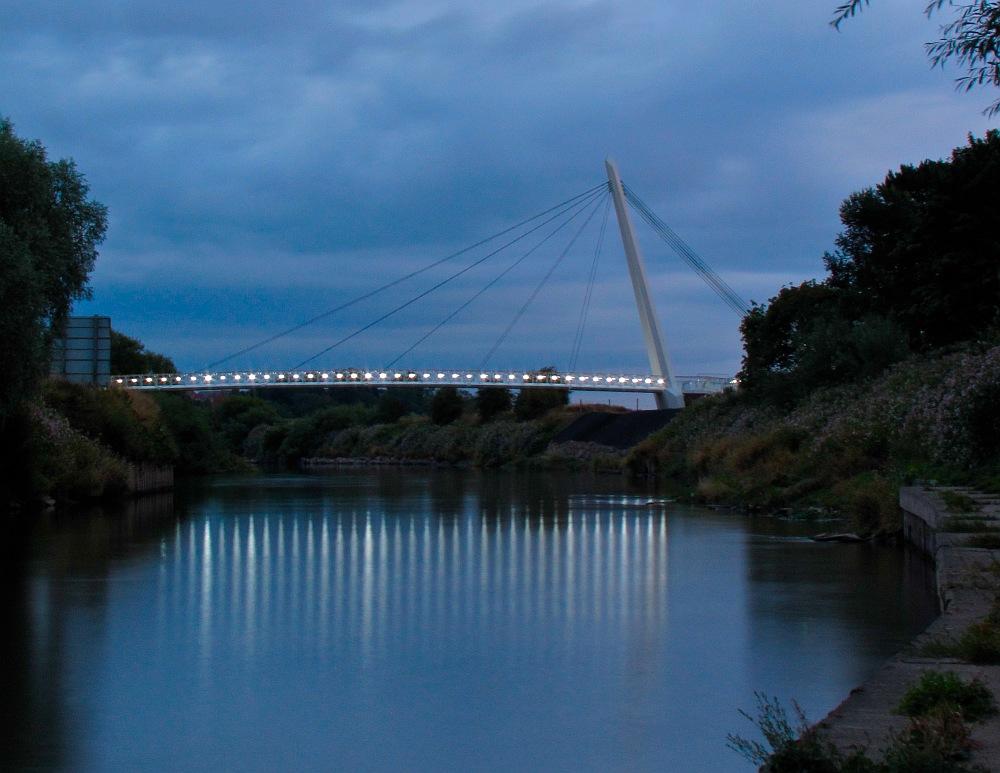 Diglis Footbridge, Worcester