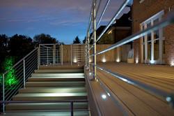 Deck Lights in Situ