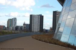 Aquatic Centre Handrail