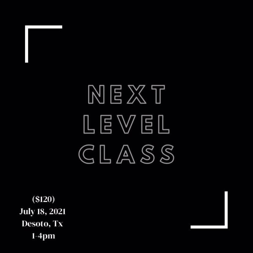 Next Level Makeup Class