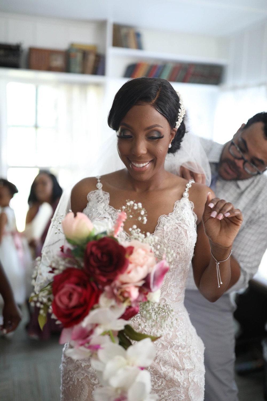 Bridal Glam + Trial