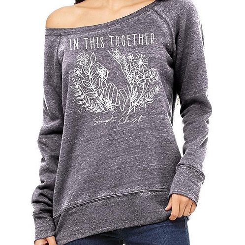 SC IN THIS TOGETHER SWEATSHIRT