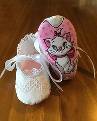 Baby shoes #ooak #vintagebaby #frockshop