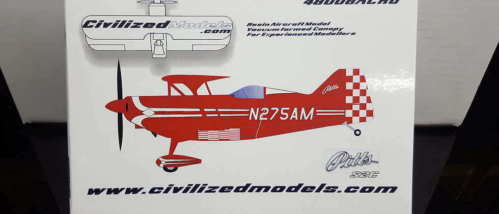 1/48 Pitts S2C Single Seater