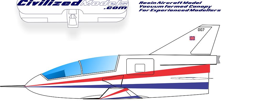 1/32 BD-5J Bond