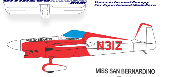 1/72 F-1 Racer Miss San Bernardino (Early)