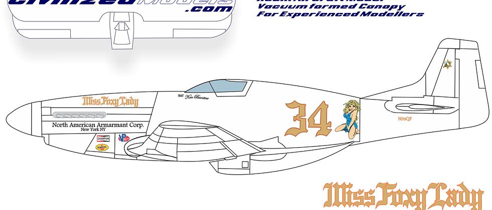 32 P-51 Foxy Lady (Late Version)