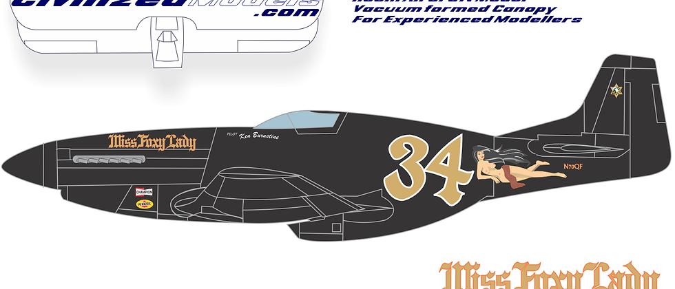 32 P-51 Miss Foxy Lady