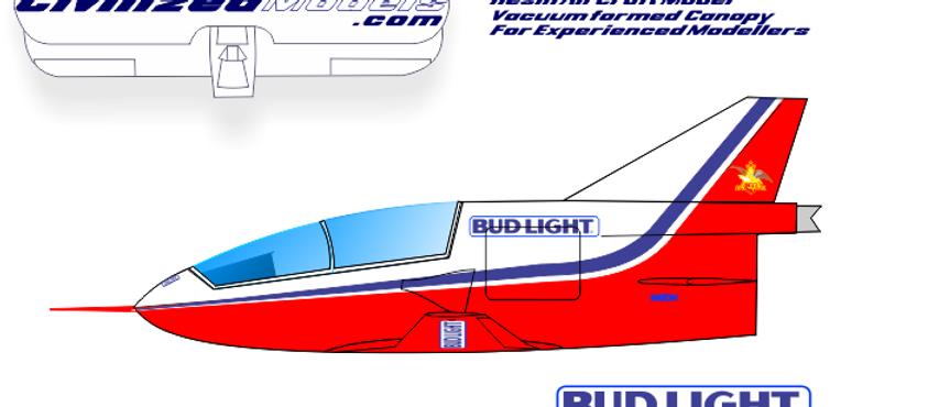 "1/48 BD-5J ""Bud Light"""