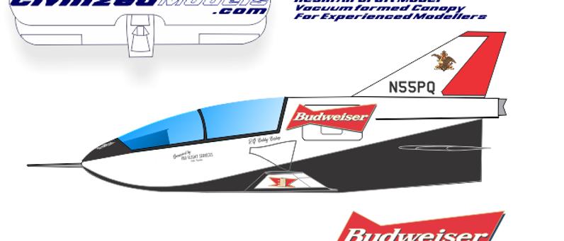 "1/32 BD-5J "" Budweiser"" Markings"