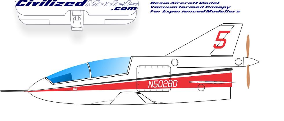 1/32 BD-5 G (Jet WIng)