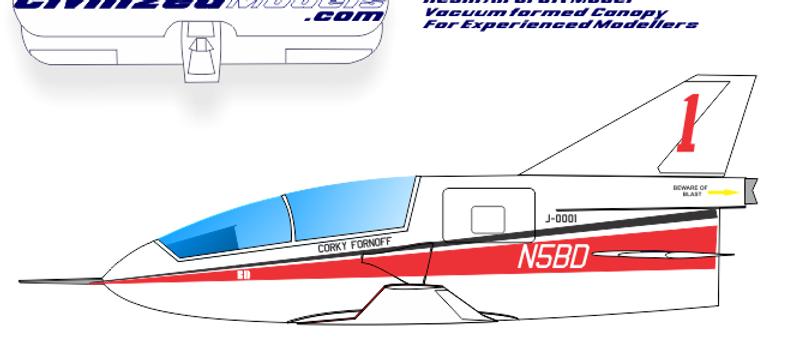 "1/48 BD-5J  ""Stock"" Version"
