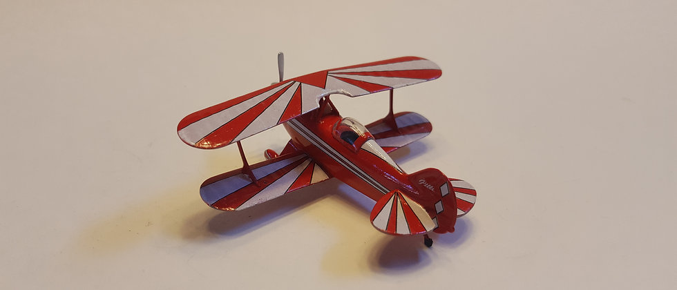1/72 Pitts S-2S Factory