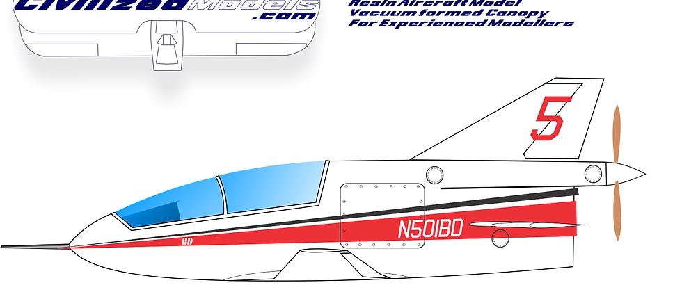 1/32 BD-5A (Short Wing)