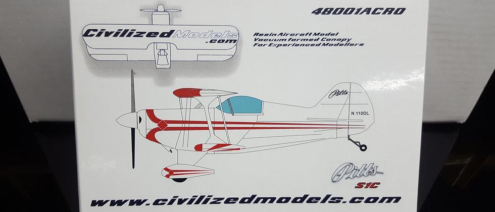 1/48 Pitts S1C  Custom