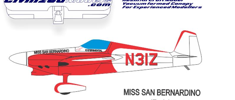 1/48 F-1 Racer Miss San Benardino (Early)
