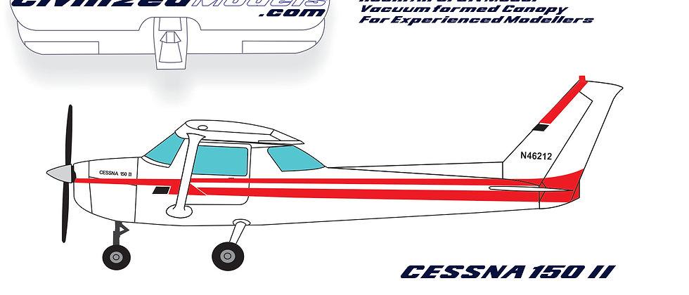 1/72 Cessna 150 II / 152 (open wheel)