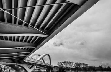 Lyon bridge 1