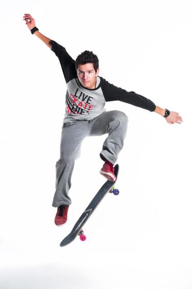 High Ke skater