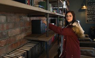 Bookshop cafe 1