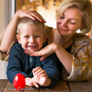 Mère et enfant 4