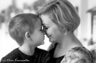Mère et enfant 2