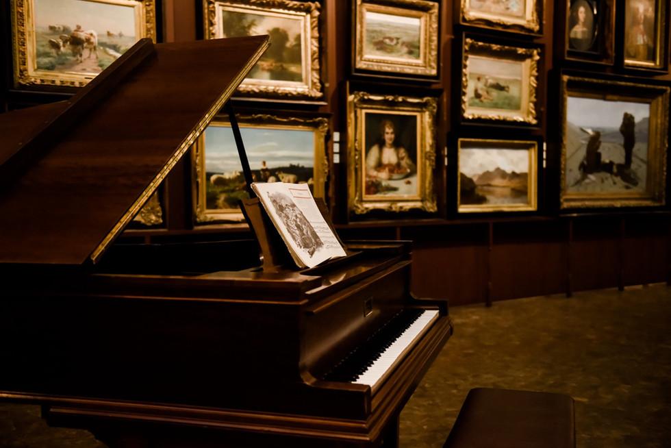 Paino/Main Gallery