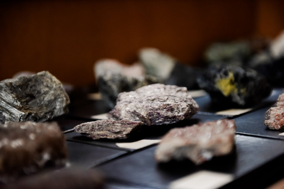 Crystal/Rock Collection
