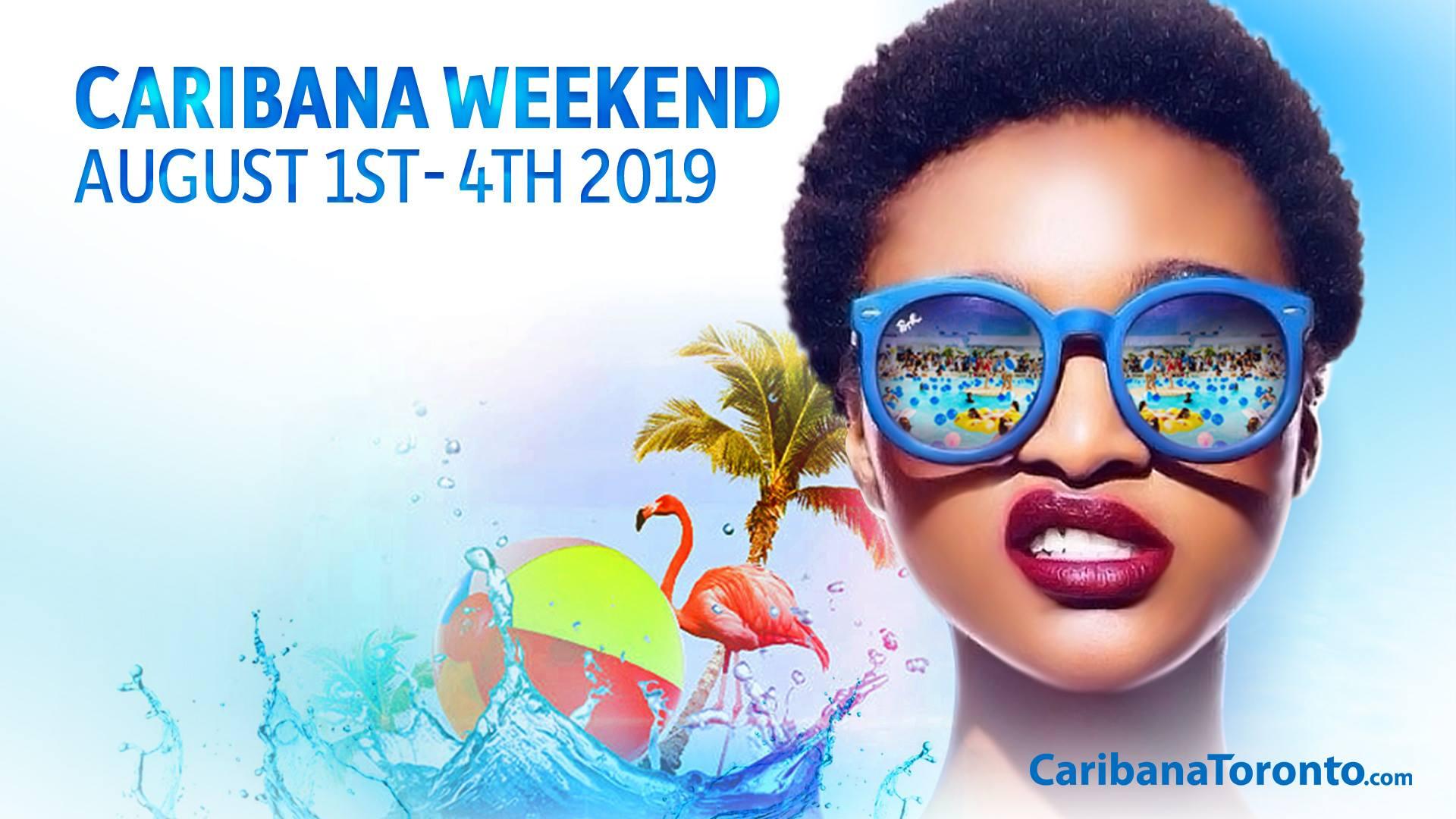 Toronto - Caribana Weekend 2019!