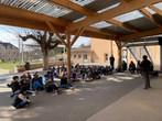 L'association A' Tibo Timon est venue rendre visite aux élèves vendredi 26 mars