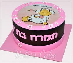 עוגת-ניקי-הכבשה