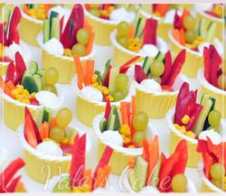 קאפקייק-ירקות
