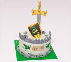עוגת-חרב-ודרקון