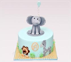 עוגת-פיל