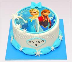עוגת-אלזה-ואנה-26