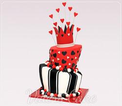 עוגת-מלכת-הלבבות
