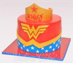 עוגת-WONDER-WOMAN