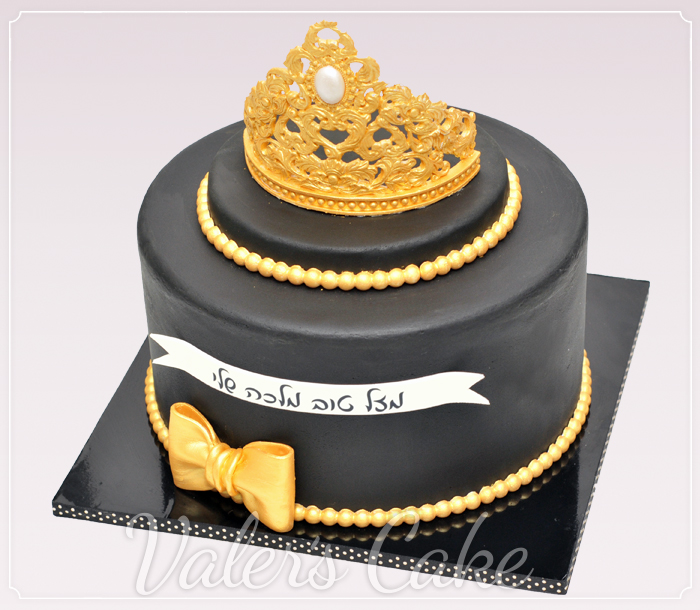 עוגת-כתר-זהב