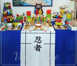 שולחן מעוצב נינג'גו