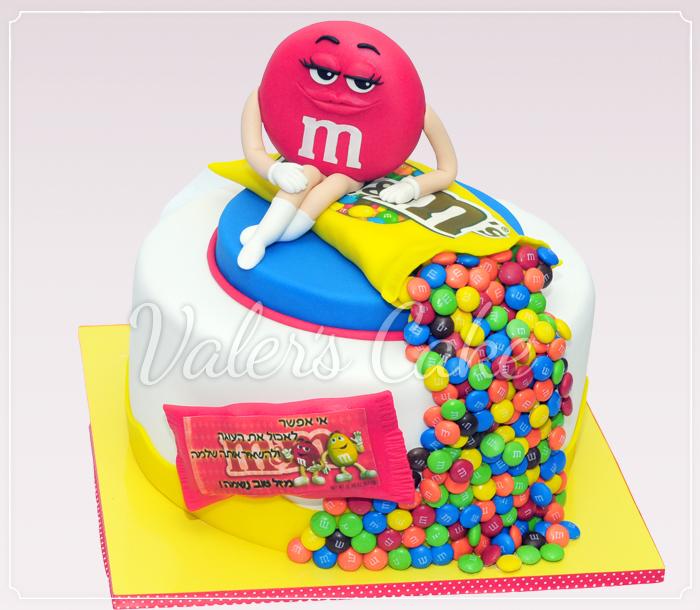 עוגת אם אנד אם