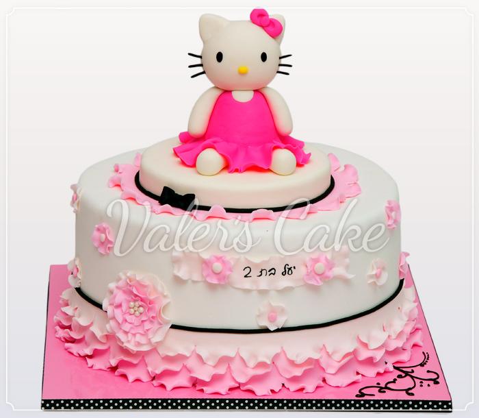 עוגת הלו-קיטי