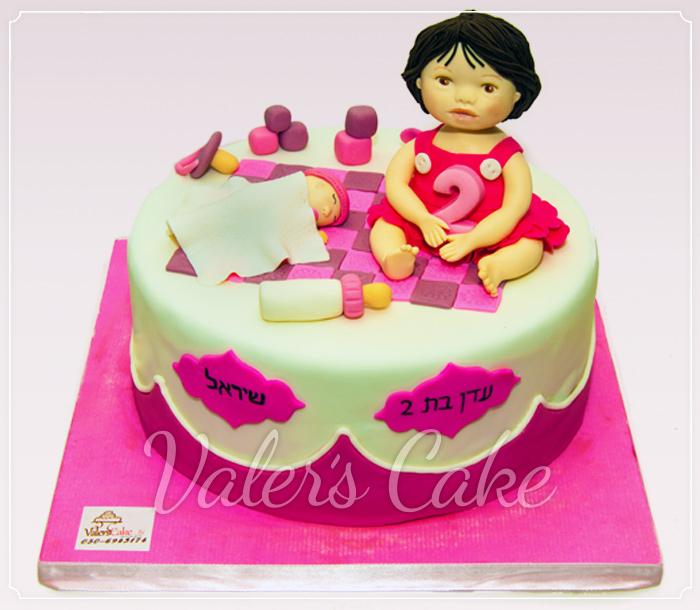 עוגת תינוקת